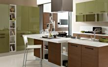 cocina_ice_light_roble_chocolate_verde_aguacate
